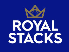 Royal Stacks Logo Signature